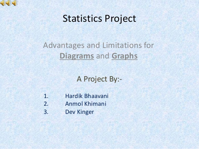 Advantages and Limitations for Diagrams and Graphs