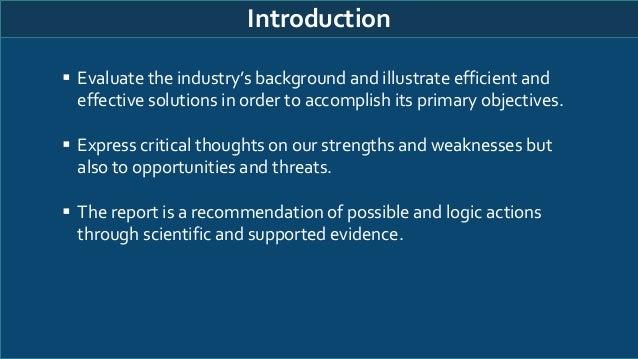 Strategic Analysis - Statoil Slide 2
