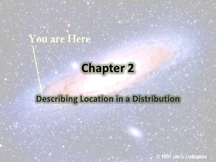 Stats chapter 2