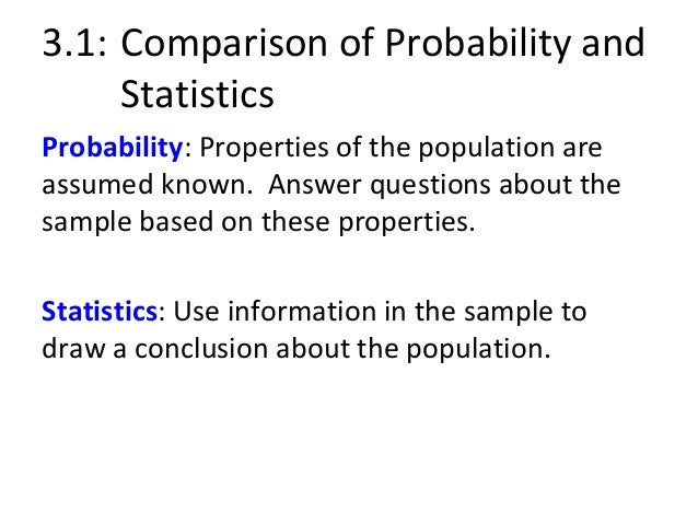 Statistics probability questions Probability and Statistics