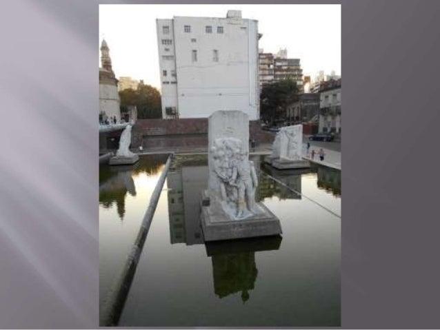 Statues de Lola Mora à Rosario