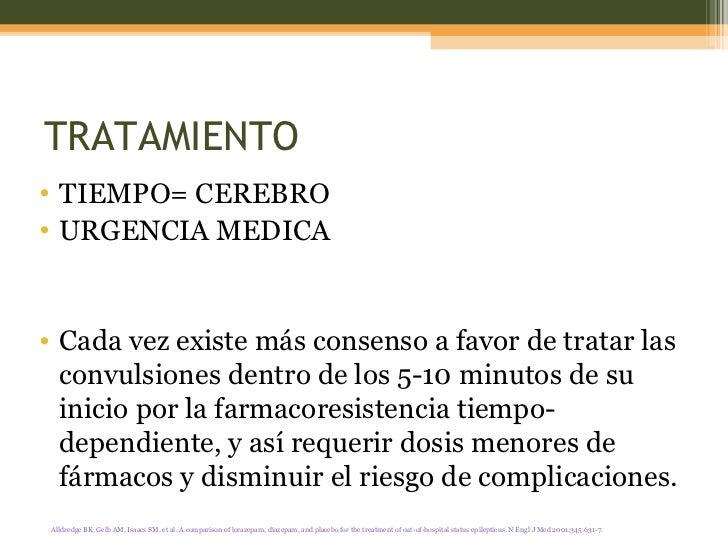 TRATAMIENTO <ul><li>TIEMPO= CEREBRO </li></ul><ul><li>URGENCIA MEDICA </li></ul><ul><li>Cada vez existe más consenso a fav...