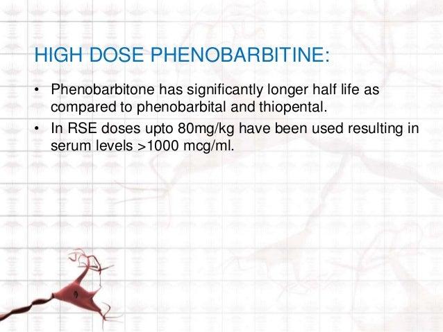 oral to iv phenobarbital conversion