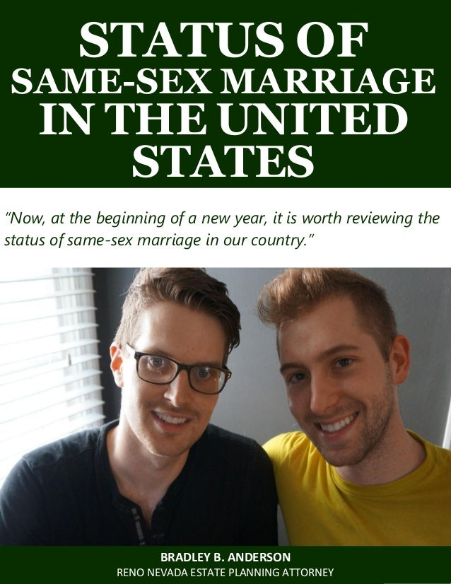 Advantages And Disadvantages Of Same Sex Marriage