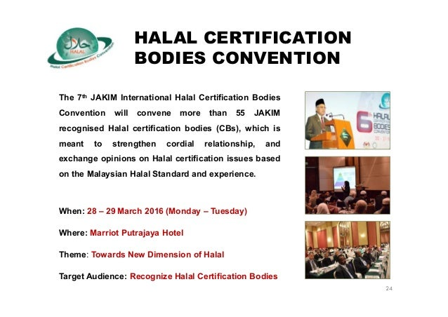 halal certification an international marketing issues