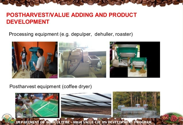 developing the philippine coffee industry But while the coffee trade is vital to the politics, survival and economies of many  developing nations, the industry's pricing and futures are decided in conference.