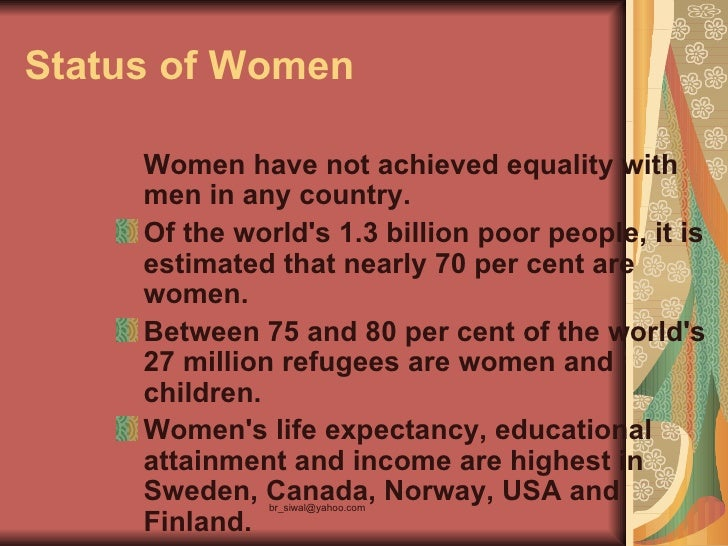 what status did women have in Activity to raise awareness of far-reaching effect of confucian beliefs on women's participation and status in  confucianism was  have no status if.
