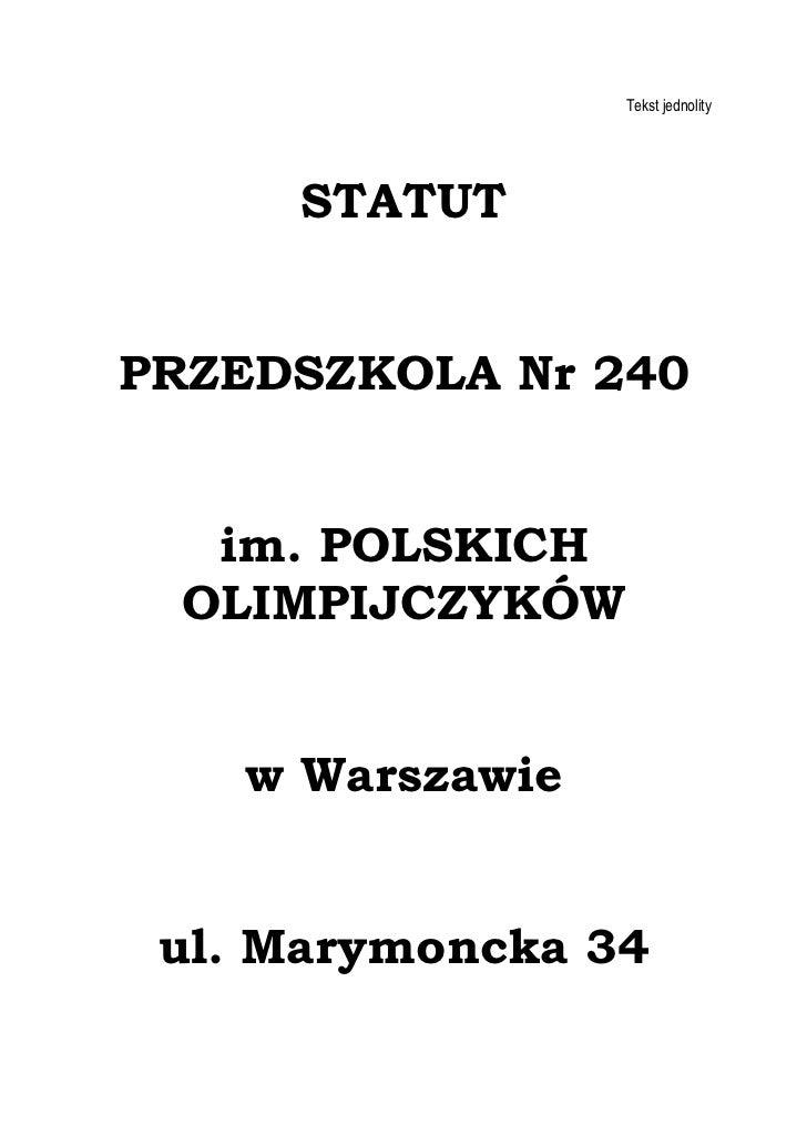Statut 2011 z 22.09.2011
