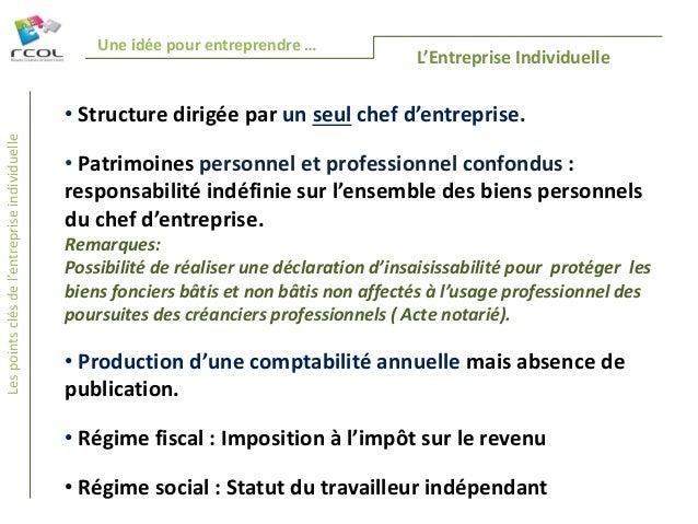 Statut juridique comment faire le bon choix - Regime fiscal location meublee non professionnel ...