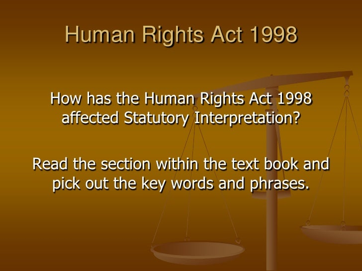 the human rights acts and children act essay Lawteachernet have a range of human rights law essays to help you with your legal studies no registration required.
