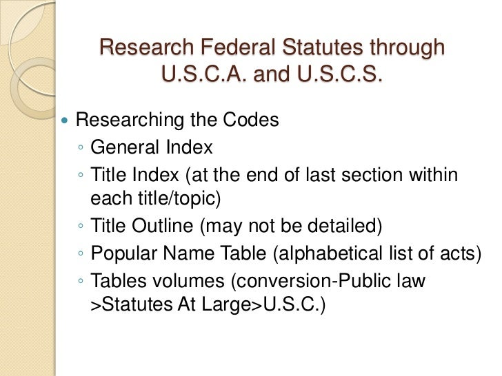 federal law research This guide describes how to research federal administrative law.
