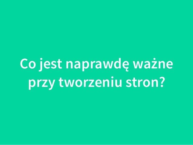 Statycznie czy dynamicznie - infoMEET Wrocław Slide 2