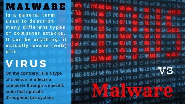 Stay Cyber Aware By Knowing Of Differences Between Various Internet Threats Slide 3