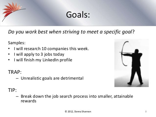 what s your career goal