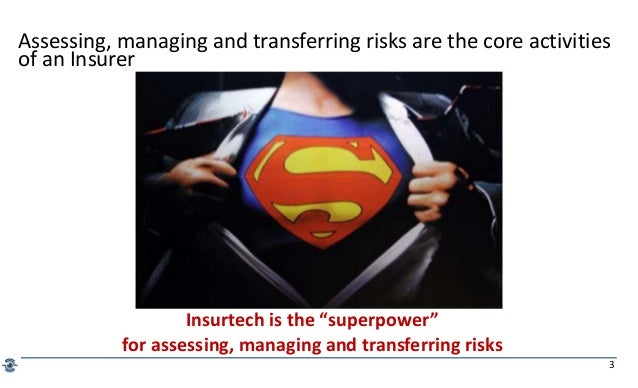 How an insurer can stay relevant in the age of data Slide 3