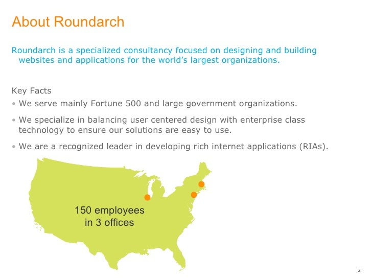Rich User Experience Documentation Slide 2