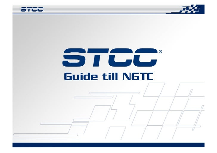 Guide till NGTC