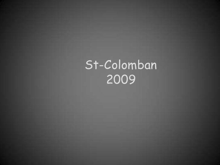 St-Colomban2009<br />