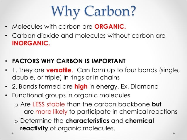 Organic Chemistry Introduction