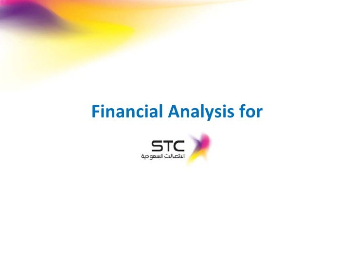 Financial Analysis for