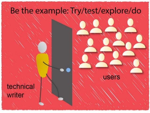 Why users can't find answers in help material -- STC Sacramento presentation