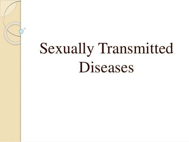 Sexually transmitted infections ppt background