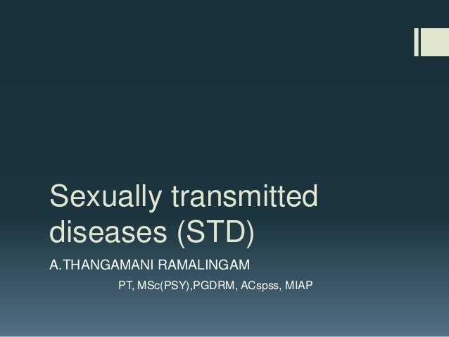 Sexually transmitted diseases pdf reader
