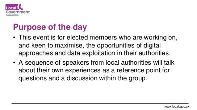 London data and digital masterclass for councillors slides 14-Feb-20 Slide 2