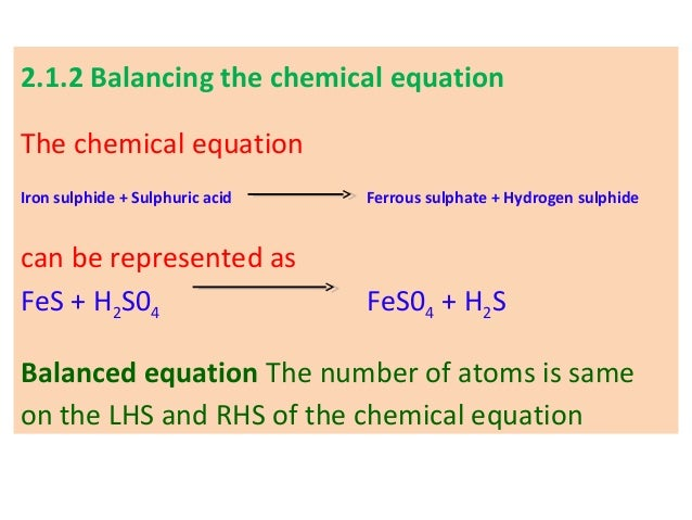 Std 10 Chapter 2 Chemical Reactions
