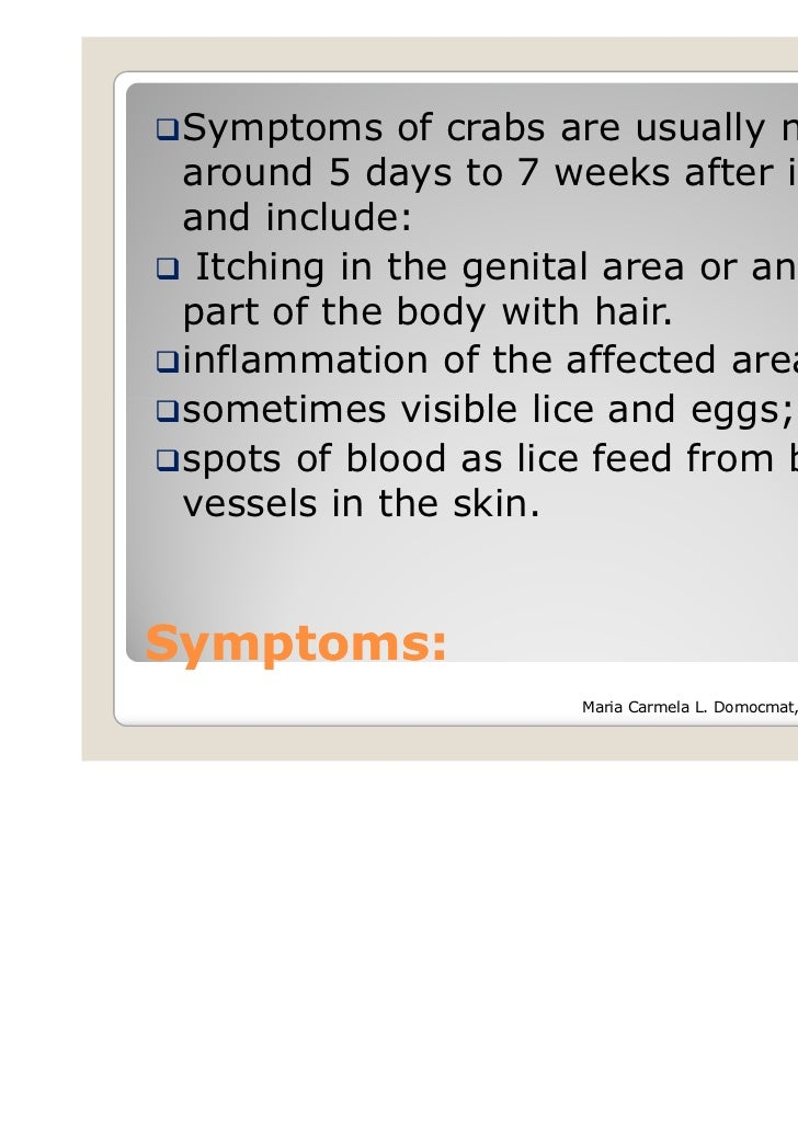 Sexually transmitted infections Part V