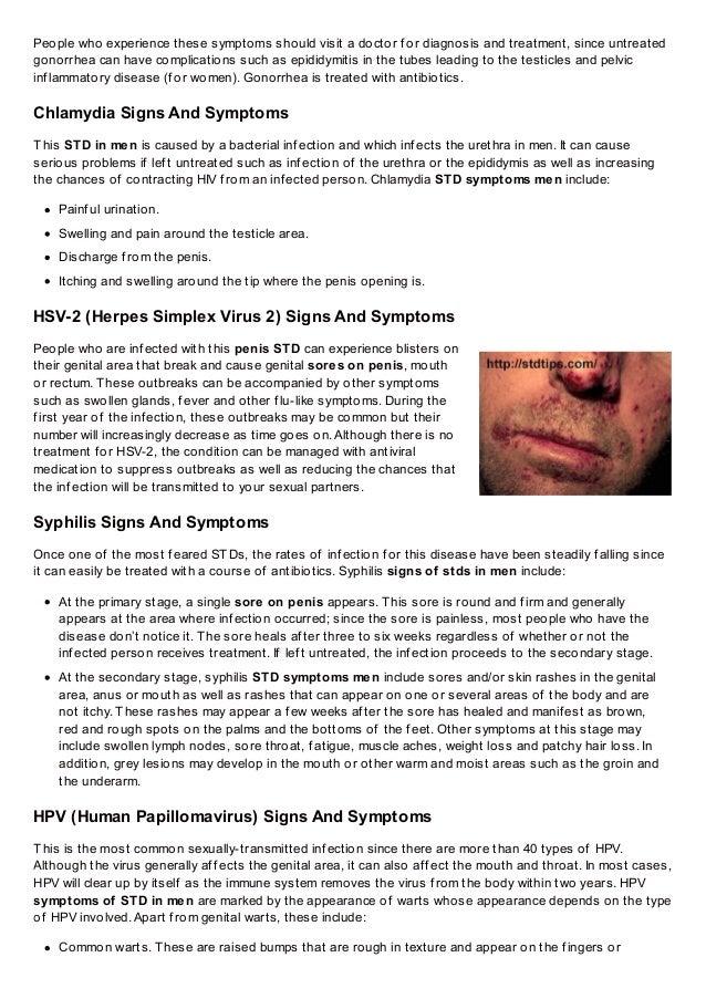 Stdtips.com std symptoms-in_men_that_usually_mean ...