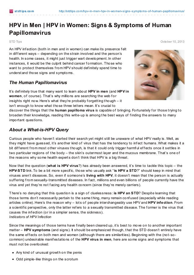 Stdtips.com hpv in-men__hpv_in_women_signs_amp_symptoms_of ...