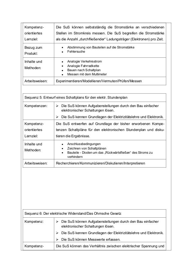 STE-PS Doku Elektronischer Stundenplan - Klasse 8