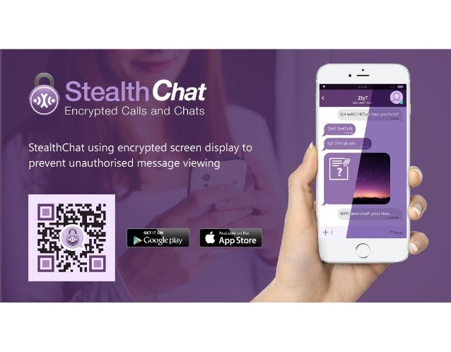 StealthChat| Reviewer's Guide| iOS Contents 2 About…..…......................................................................
