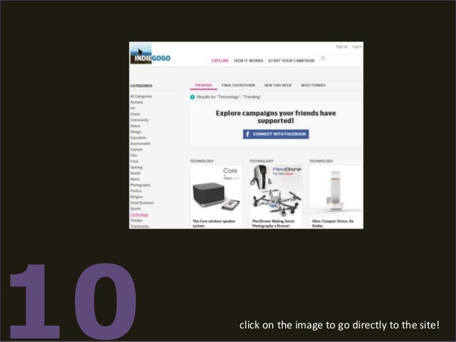 click on the image to go directly to the site! 10