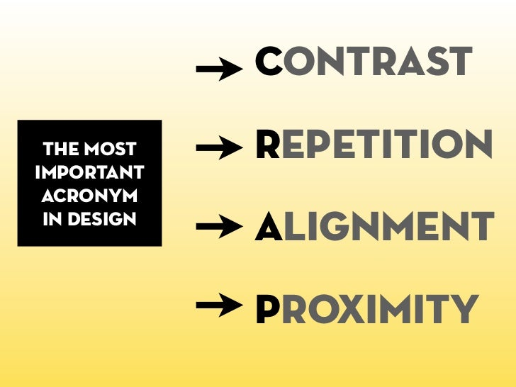 Repetition examples Rep etition of design  elements gives a    c ohesive look