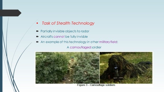 an introduction to the stealth technology Home ebooks introduction to rf stealth introduction to rf stealth is to provide a new generation of designers with a firm and proven basis for new developments and to allow buyers of stealth technology to separate the charlatans 1 introduction to stealth systems + show details.