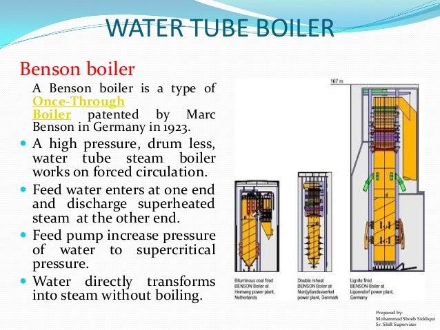 Steam generator part 1
