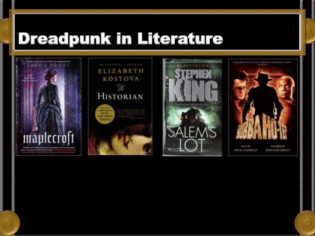 Dreadpunk in Literature