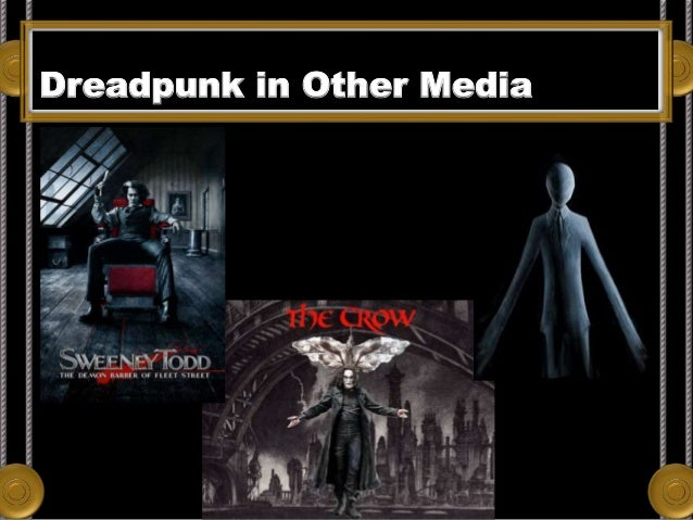 Dreadpunk in Other Media