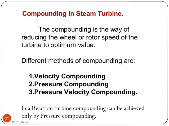 Engineering And Technology: Steam turbine, Impulse and