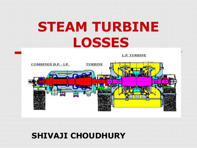 STEAM TURBINELOSSESSHIVAJI CHOUDHURY