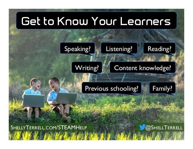 STEM For Struggling Learners Slide 3