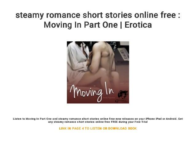 Free erotic sex romance short stories online