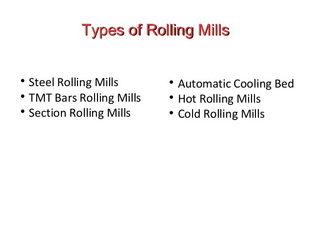 One of the Best Rolling Mill Manufacturers, Steel Rolling Mill Export…