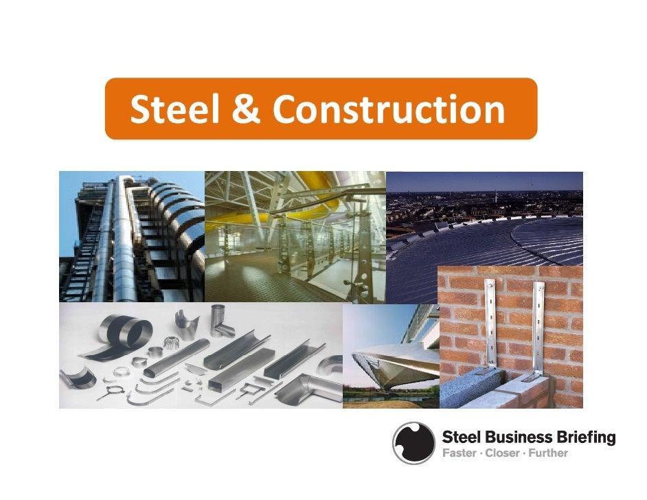 Steel & Construction