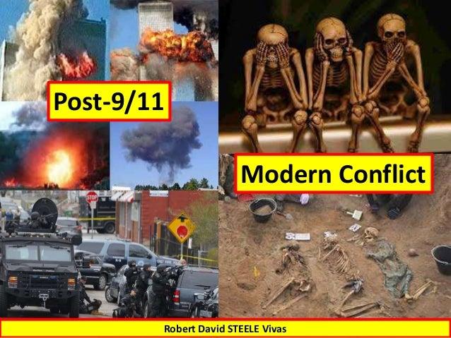 Post-9/11 Modern Conflict Robert David STEELE Vivas