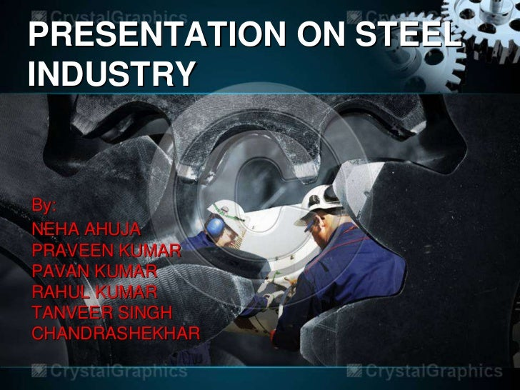 steel industry oligopoly A differentiated oligopoly is a form of market organization where several different  large firms produce a  the steel industry is comprised of virtual corporations.