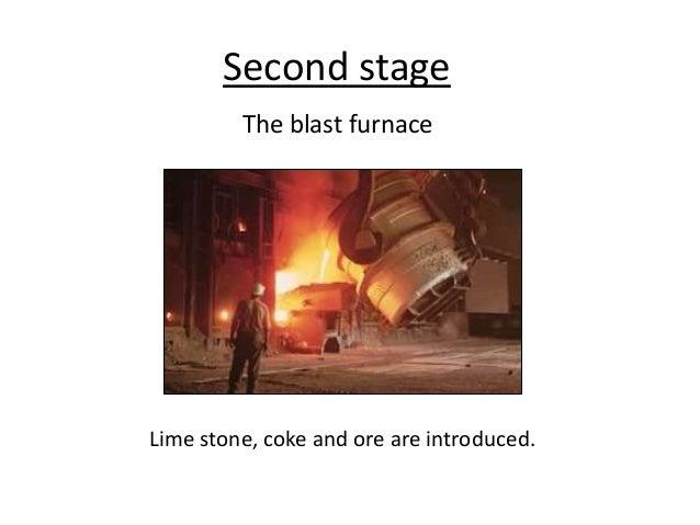 Blast Furnace Lime : Steel making process