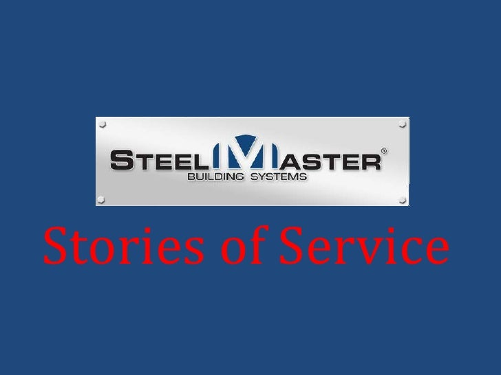 Stories of Service<br />